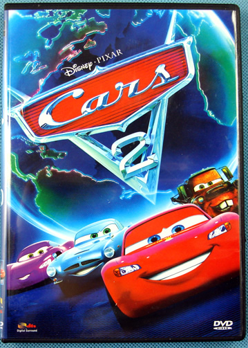 Cars 2 Wead Library